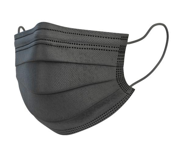 Mascarilla negra Epolmask